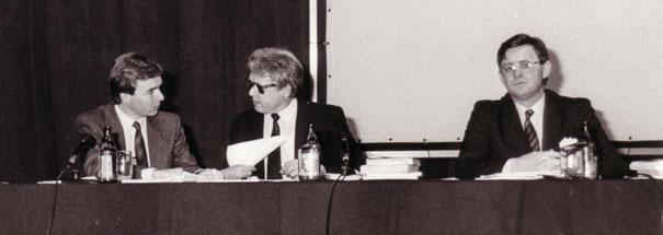 Vortragende 1982